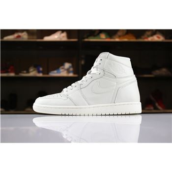 Air Jordan 1 High Premium Pure Platinum AA3993-030 Men's Size For Sale
