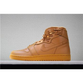 Men's Air Jordan 1 Rebel Wheat AO1530-800
