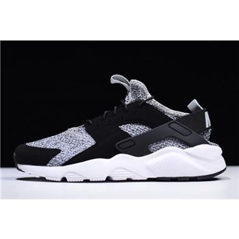 Nike Air Huarache Run Ultra Black/Grey-White AH6758-002
