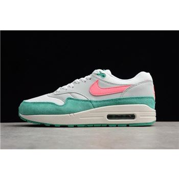 Nike Air Max 1 Watermelon Summit White/Sunset Pulse-Kinetic Green AH8145-106