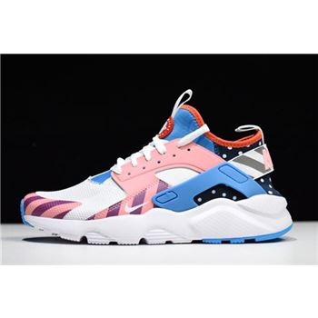 Piet Parra x Nike Air Huarache Run Ultra F&F White/Multi-Color 847568-101
