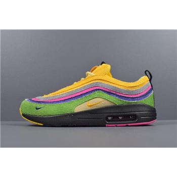Sean Wotherspoon's Nike Air Max 1/97 VF SW Eclipse Custom AJ4219-407
