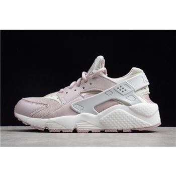 WMNS Nike Air Huarache Run Light Pink/Grey-White 634835-029