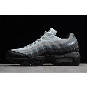 Nike Air Max 95 Essential Black/White-Dark Grey 749766-022