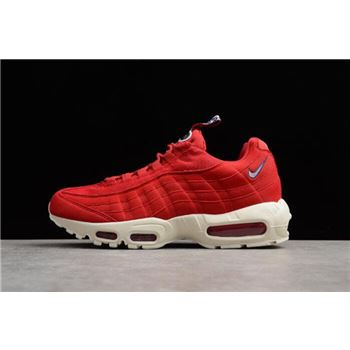 Nike Air Max 95 TT Gym Red/Sail-Gym Blue AJ1844-600