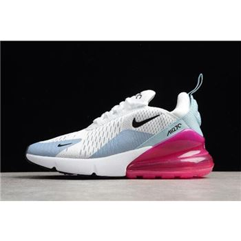 WMNS Nike Air Max 270 Barely Grey/Black-Light Pumice AH6789-004