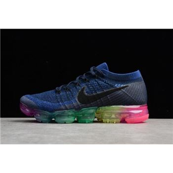 Men's and Women's Nike Air Vapormax Flyknit Be True 883275-400