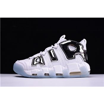 Nike Air More Uptempo Chrome White/Chrome-Blue Tint 917593-100