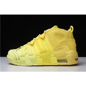 Nike Air More Uptempo QS Gradual Yellow 921948-070