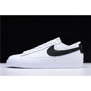 Nike Blazer Low LE Premium White Black AA3961-111
