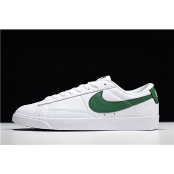 Nike Blazer Low Premium White Green 454471-108
