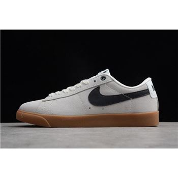 Nike Blazer Low GT Grey/Black-Gum 704936-109
