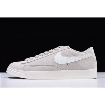 Women's Nike Blazer Low SD Beige/White-Sail AA3962-005