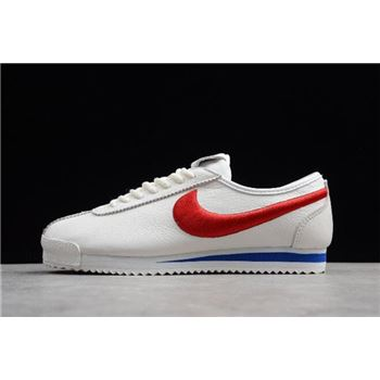 Nike Kendrick Lamar x Cortez Kenny White/Red-Blue 881205-106