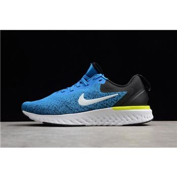 Nike Odyssey React Lake Blue/Black Men's Running Shoes AO9819-400