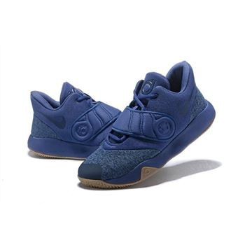 Nike KD Trey 5 VI Navy Blue/Gum Men's Size For Sale