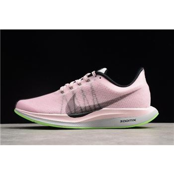 Women's Nike Air Zoom Pegasus 35 Turbo 2.0 Pink/Black AJ4115-601