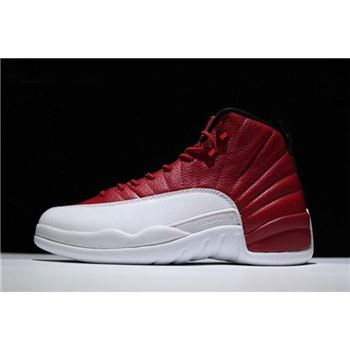 Air Jordan 12 Alternate Gym Red/Black-White 130690-600