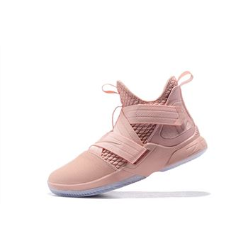 Nike LeBron Soldier 12 XII EP Pink AO4055-900