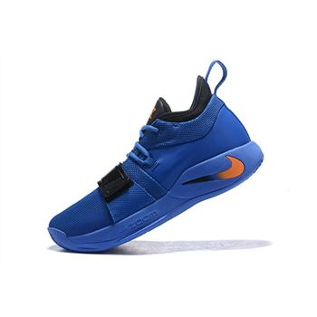 Nike PG 2.5 Royal Blue/Black-Orange