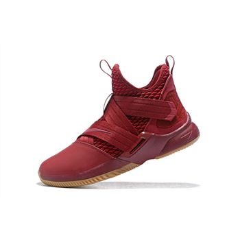 Nike LeBron Soldier 12 SFG EP Team Red/Gum AO4055-600