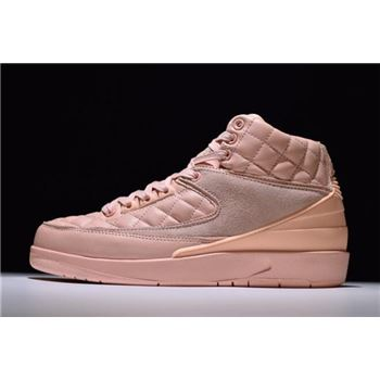 Just Don x Air Jordan 2 Arctic Orange 834825-805 On Sale