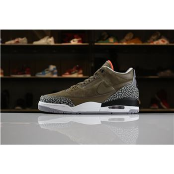 2018 Air Jordan 3 JTH NRG Bio Beige AV6683-200 For Sale