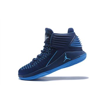 New Air Jordan 32 Midnight Navy/Blue Men's Basketball Shoes