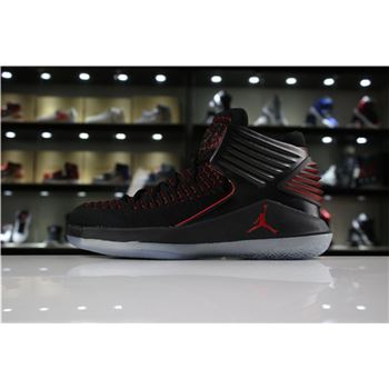 Air Jordan XXX2 MJ DAY Black/University Red AA1253-001