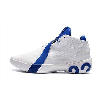 Jordan Ultra Fly 3 White/Royal Blue For Sale