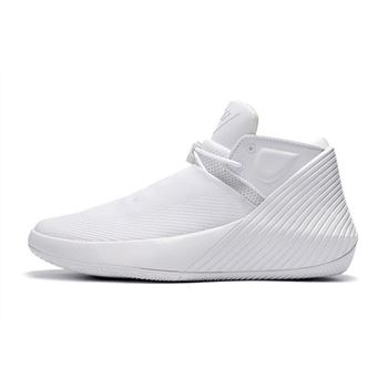 Jordan Why Not Zer0.1 Low Triple White Free Shipping