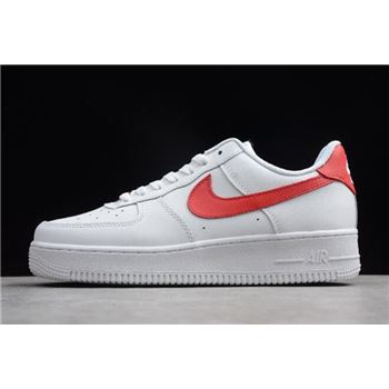 Nike Air Force 1 Upstep White/Red AQ3774-991